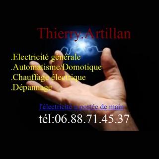 t. artillan electricien marzy